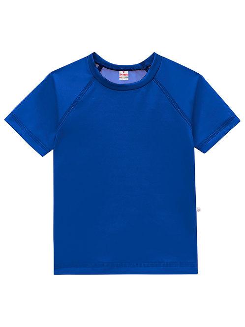 Camiseta malha UV Azul 1 - 2