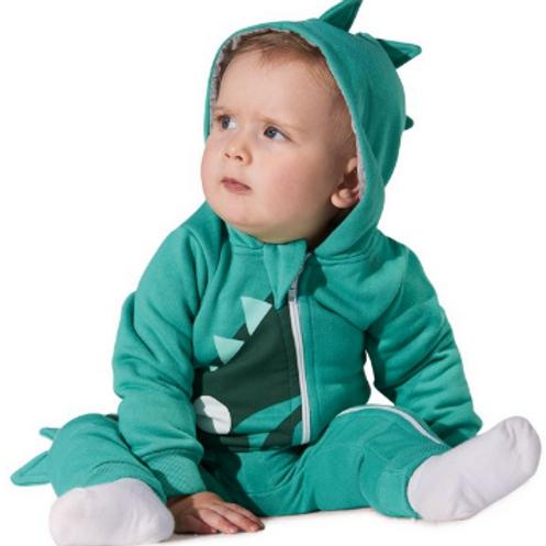 Macacão Bebê Dinossauro