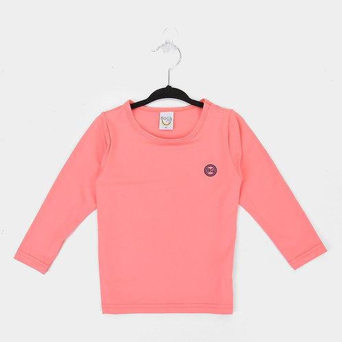 Camiseta UV Rosa - 8