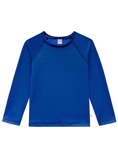 Camiseta malha UV Azul M/L 1 - 3