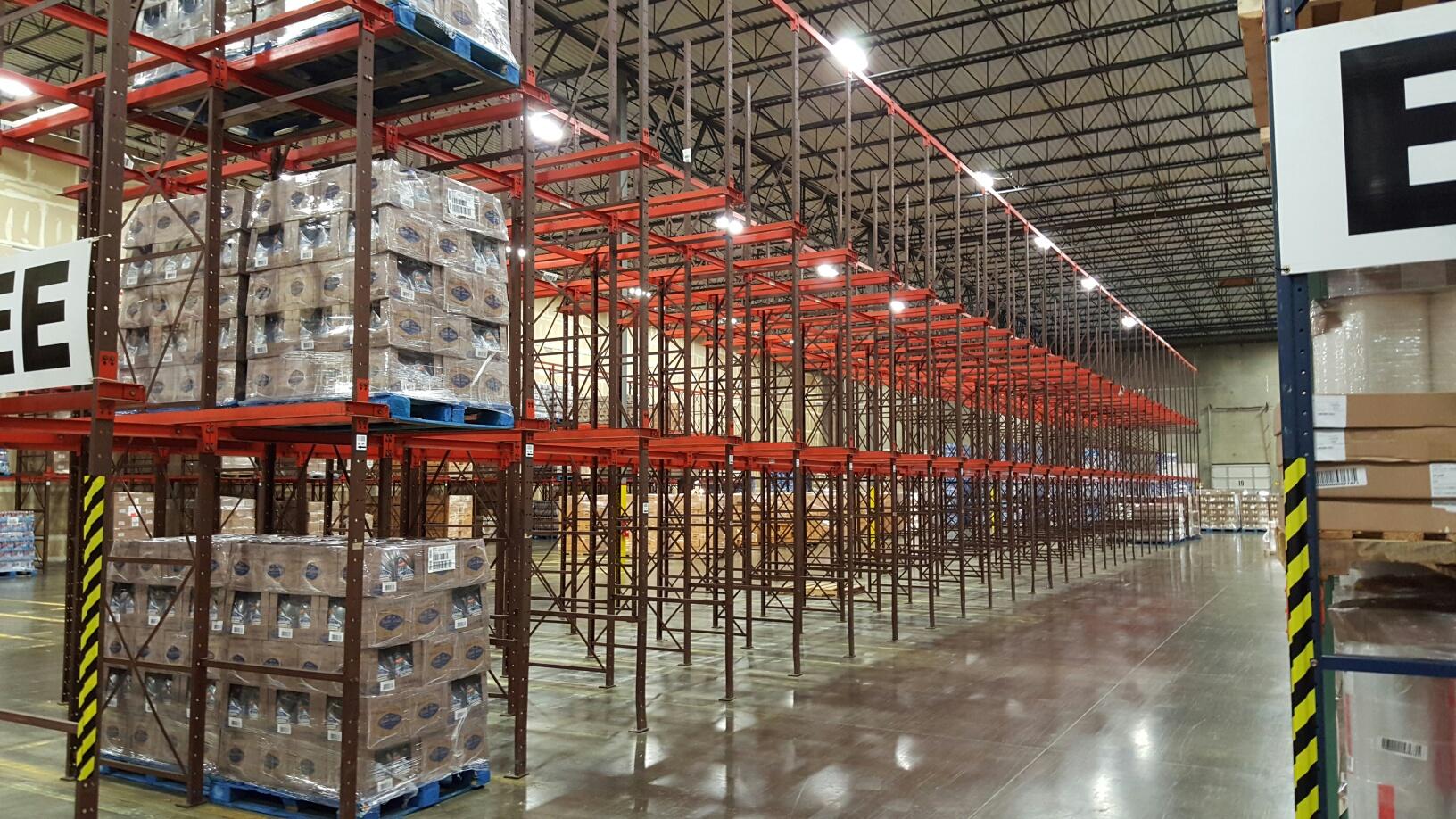 Pallet Rack | Northwest Dallas | North Dallas Warehouse