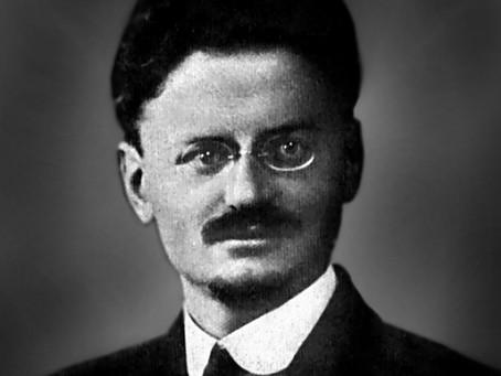 Trotski's biografie als wapen in de ideologische strijd