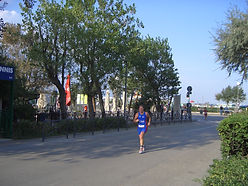 clare running road.JPG