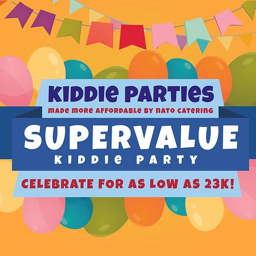 Super Value Kiddie Packages