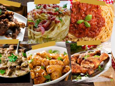 Party Food— Superb Quality and Delectable Taste!