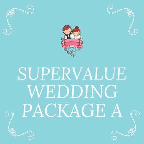 SUPER VALUE WEDDING PACKAGES FOR 100 PAX