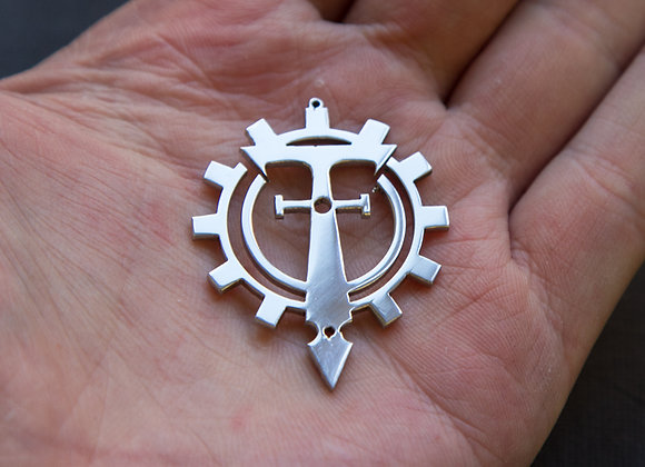 Adeptus Titanicus pendant