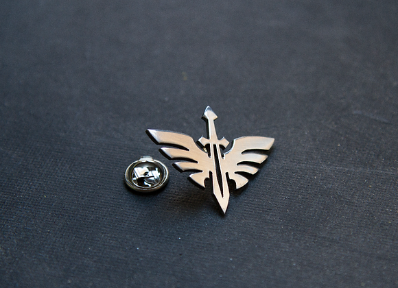 Dark Angels pin