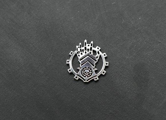 Iron Hands pendant