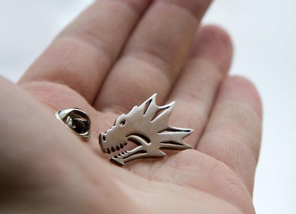 Salamanders pin