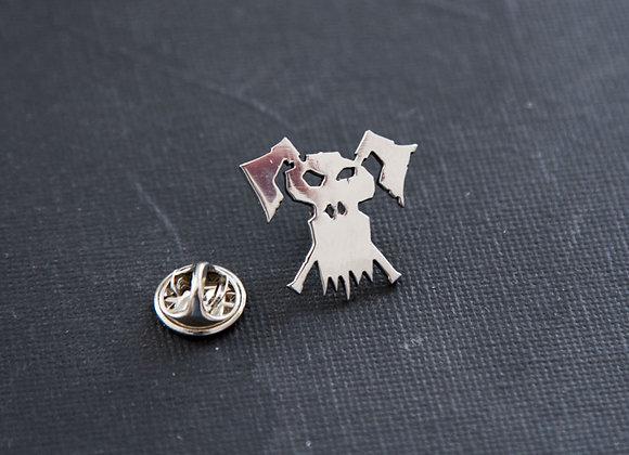 Blood Axes clan pin