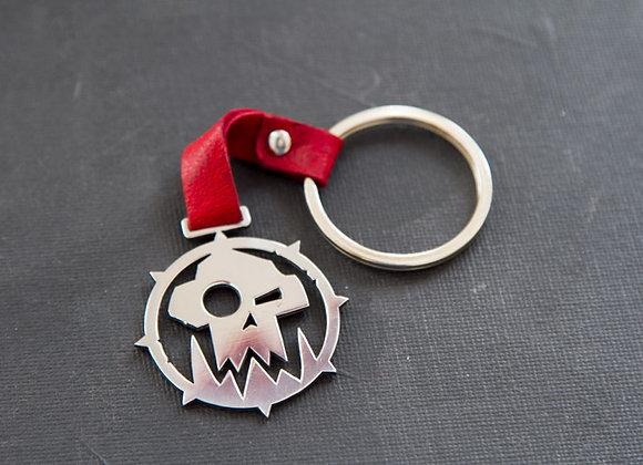 Orkz keychain