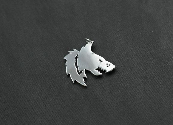 Space Wolves Classic pendant