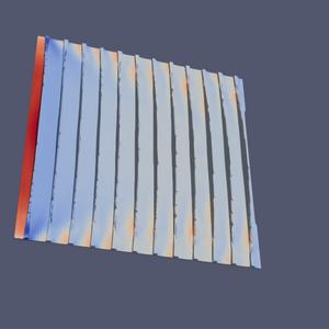 Optimized Concrete Slab