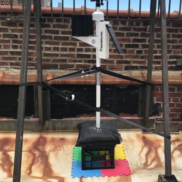 Rooftop Weather Station