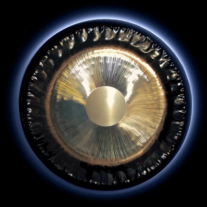 Picture of Oetken tuned planetary Pluto Gong