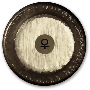 Picture of Paiste planetary tuned Venus Gong