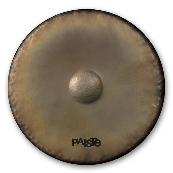 Picrture of small Paiste Sound Creation Gong