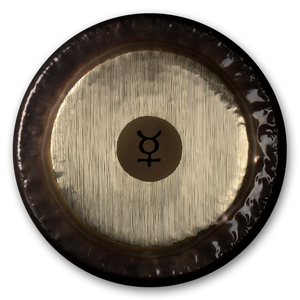 Picture of Paiste tuned planetary Mercury Gong