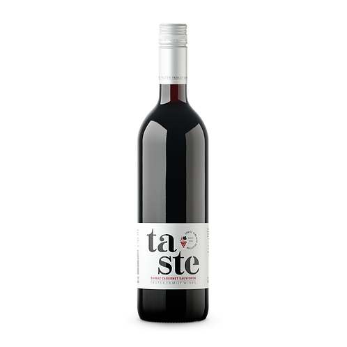 Taste Shiraz Cabernet Sauvignon 2018