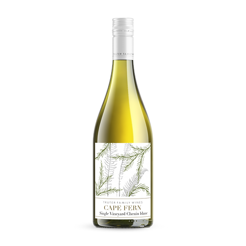 6 x 750ml Cape Fern  Single Vineyard Chenin blanc 2020