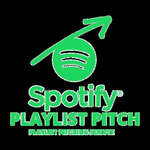 Spotify Pitching Service