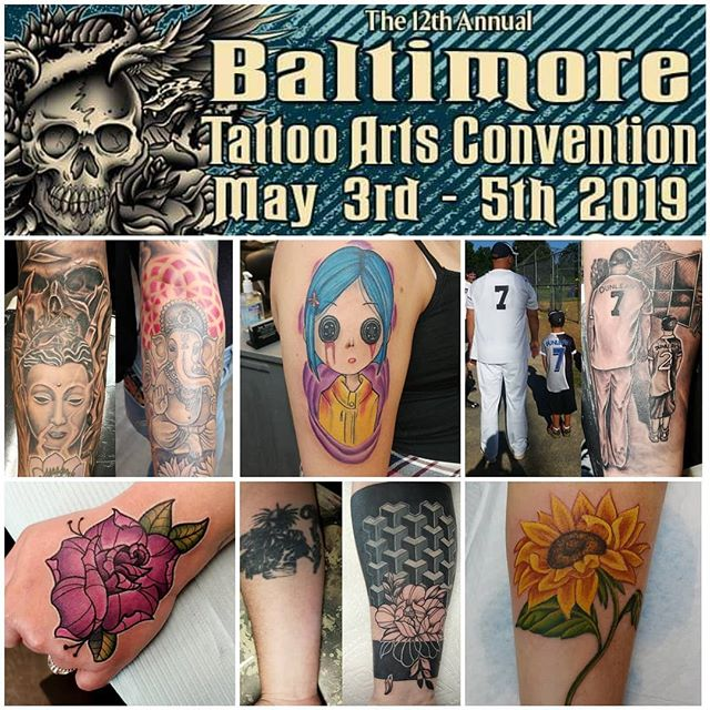 Baltimore is coming
