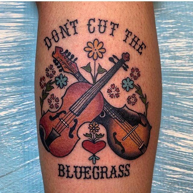 Tattoo by _justin_zak_art