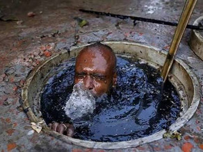 """""""No Deaths From Manual Scavenging"""" Says Centre; Activists Enraged"""