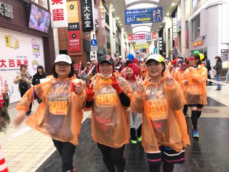 熊本城マラソンに参加してきました。