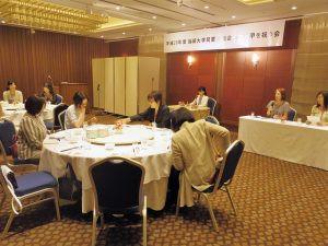 平成29年度尚絅大学同窓会総会及び華甲を祝う会