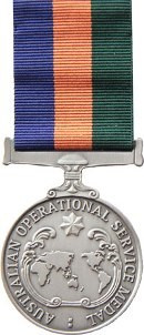 Border Protection Australia Operational Service Medal