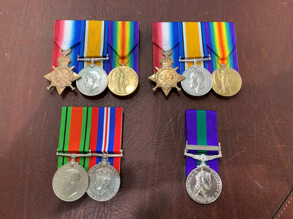 After Medal Ribbon Replacement | Nationa