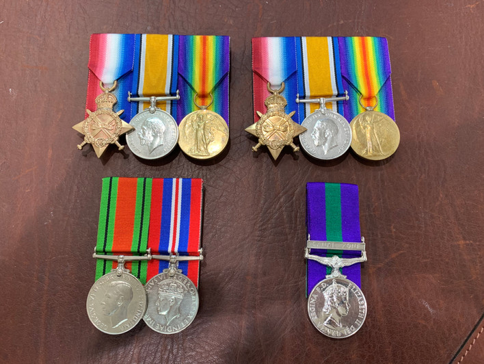 After Medal Ribbon Replacement   Nationa