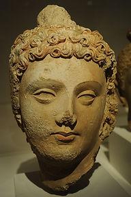 Fig 1 Buddha Head, Gandhara.jpg