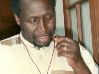 Ngugi wa Thiong'o, Hyderbad 1996, T. Vijay Kumar's Interview, Aditya's Photos