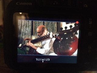Carsten Wicke's Lecture Demonstration on Rudra Veena