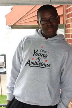 Shan is #YoungAndAmbitious