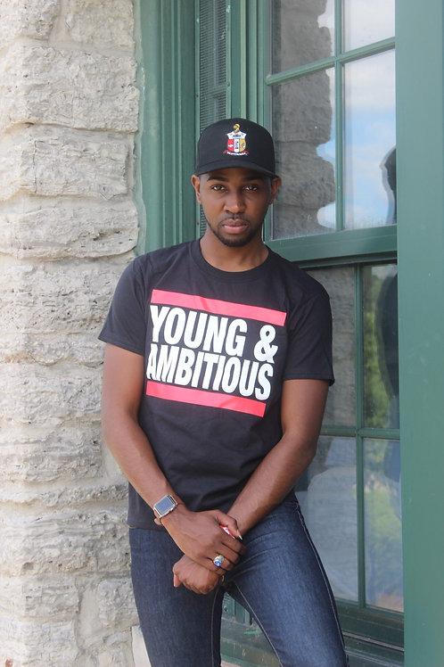 Men's Hip Hop Inspired Tee