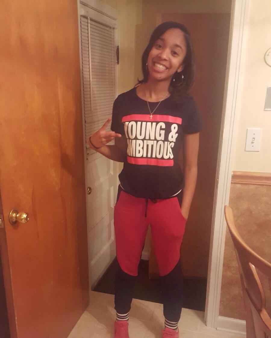 Danita Is #YoungAndAmbitious
