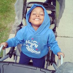 Jakhai is #YoungAndAmbitious