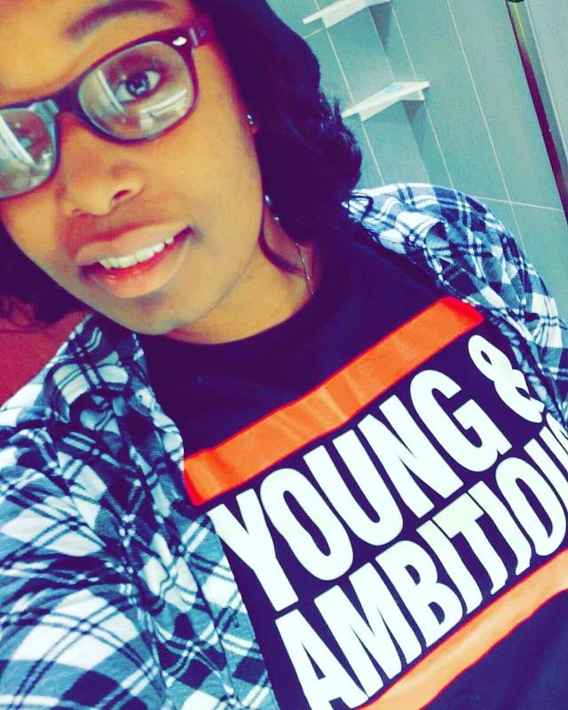 Nandi is #YoungAndAmbitious