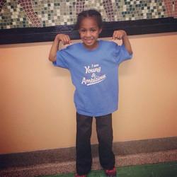 Kayden Is #YoungAndAmbitious