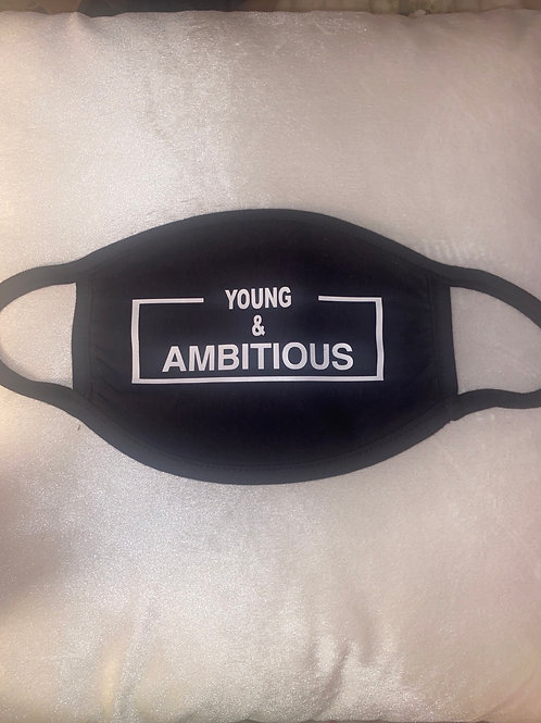 Young & Ambitious Masks