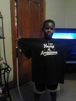 #YoungAndAmbitious