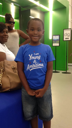 TJ Is #YoungAndAmbitious