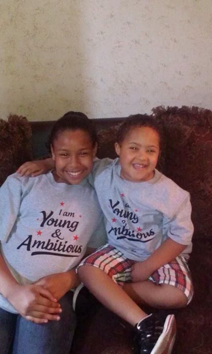 Tamira & Jael are #YoungAndAmbitious