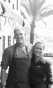 die Besitzer Restaurant Colorado La Gomera