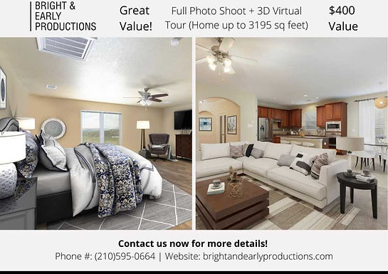House Pictures ($400 value)