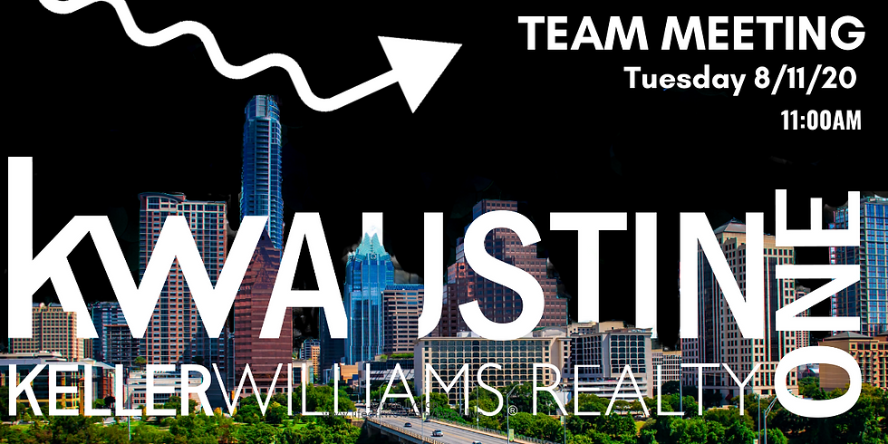 KW Austin One Team Meeting
